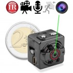 HD Micro-Spionkamera IR nachtsichtfähig