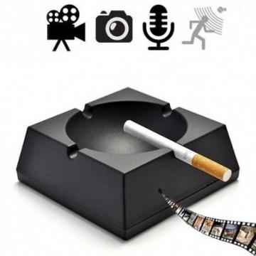 HD-Spionkamera im Aschenbecher