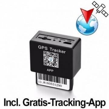 CAR GPS-Peilsender mit OBD2-Port