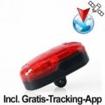 GPS-Tracker-Peilsender für Fahrrad & Bikes: Fahrrad & Bike Ortung mit GPS-Tracker, weltweit, bis zu 5 m Genauigkeit.