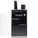 """Profi Wanzenfinder """"Bug-Sweeper"""", bis 8 GHz Zum Aufspüren funkbasierter Abhörgeräte und drahtloser Videoüberwachungseinrichtun"""
