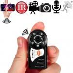 IP-LAN Mini-SpyCam: Full-HD-Videos bei Tag & Nacht !