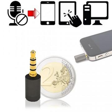 MIC-JAM, Microfon Blocker