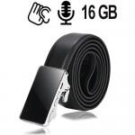 Gürtel Spy-Recorder, 16 GB. Ideal zur Gesprächsaufzeichnung bei Verhandlungen, Vorlesungen, Meetings