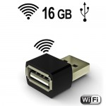 WiFi USB-Keylogger Mini, 16 GB