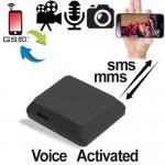GSM-VISON Abhörgerät, Globale Bild- & Audioüberwachung über das Handy-Netz.