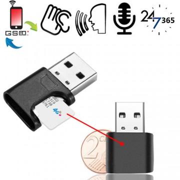 TON-SPY USB GSM-ABHÖRGERÄT