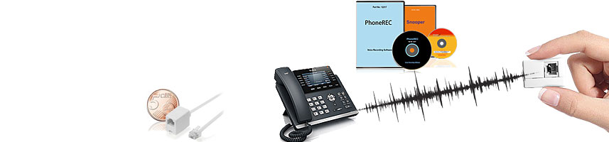 TELEFON-ABHÖRGERÄTE Lückenlose Telefonüberwachung